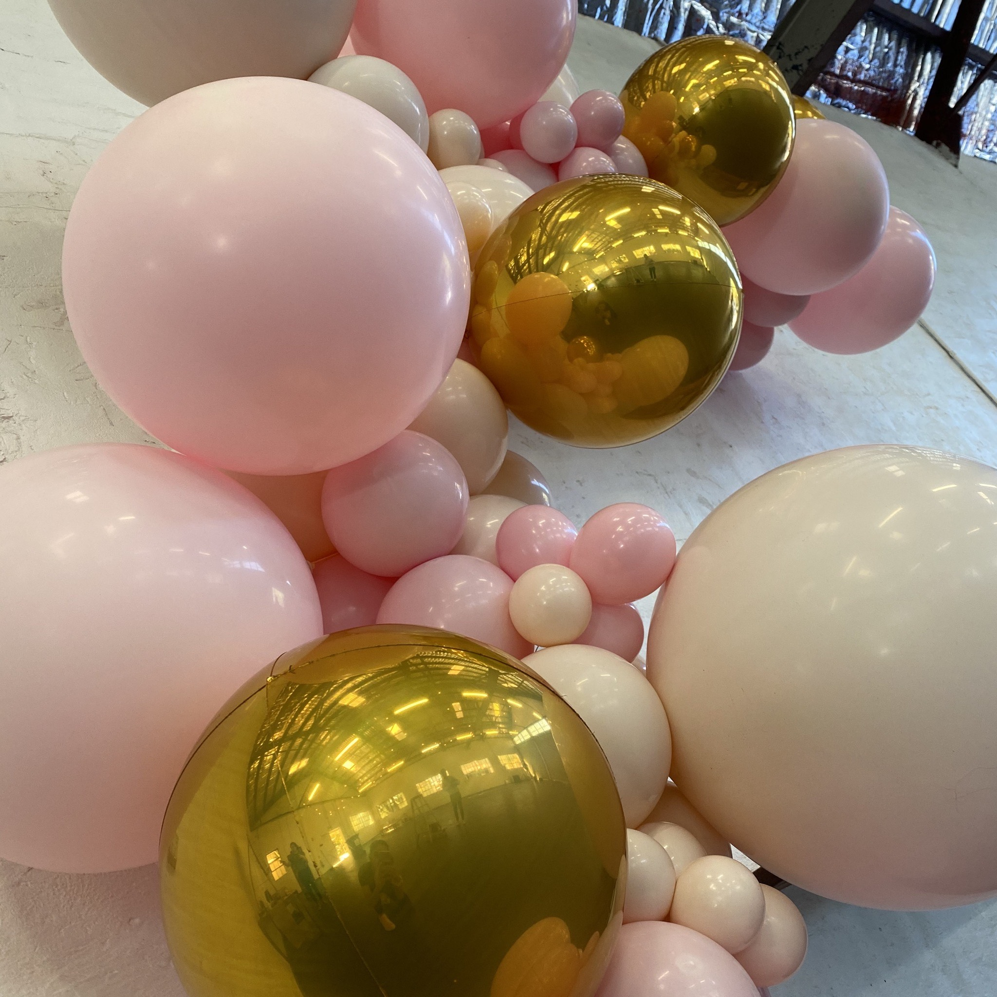 Custom Balloon Garlands